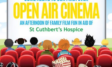 Hospice Hosts First Outdoor Cinema
