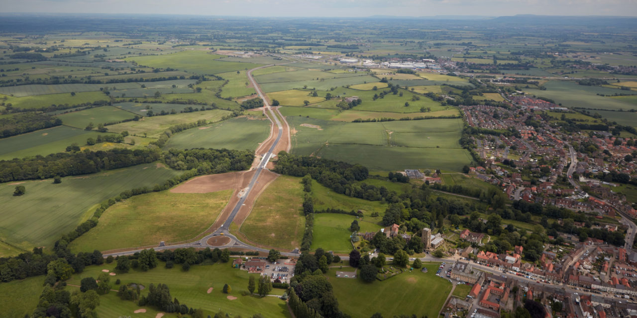 Bedale bypass to be opened by Roads Minister