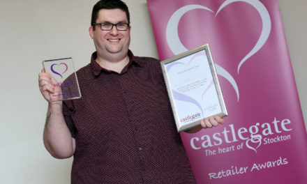 Shops Are Celebrated at First Castlegate Shopping Centre Retail Awards