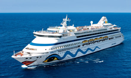 All Smiles for AIDA Cruises