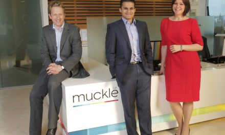 Muckle LLP attract expert insolvency lawyer