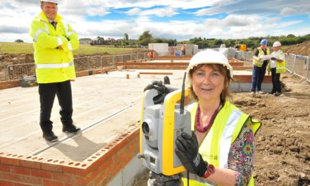 Work on Kenton housing development gets underway