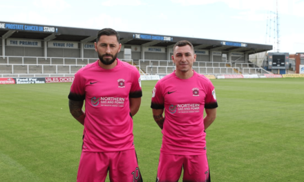 Pools Unveil Away Kit For 2016/17