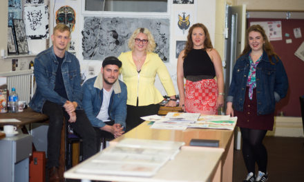 Art and Design Graduates Are The First Residents