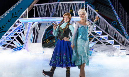 Disney On Ice presents Frozen takes the Tyne by storm!