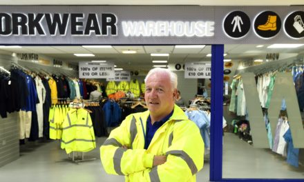 Workwear Warehouse is Centre of Attention