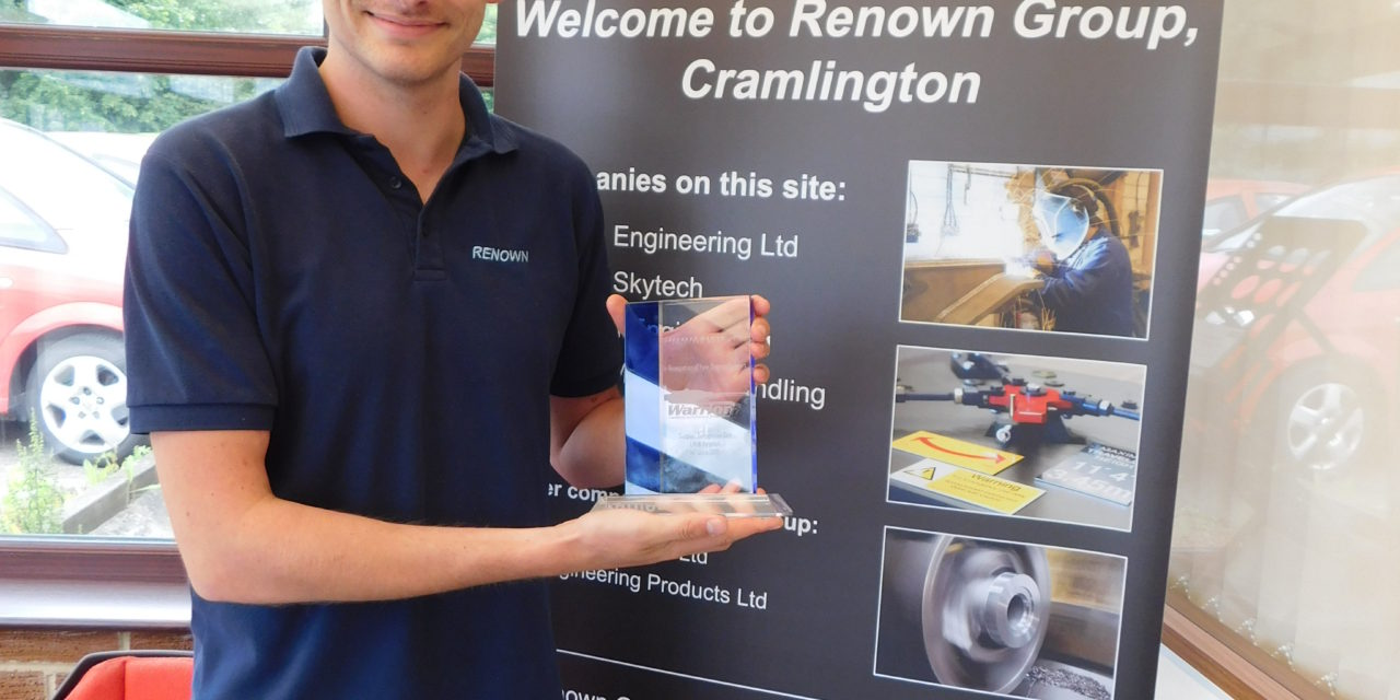 North East engineering firm celebrates award success