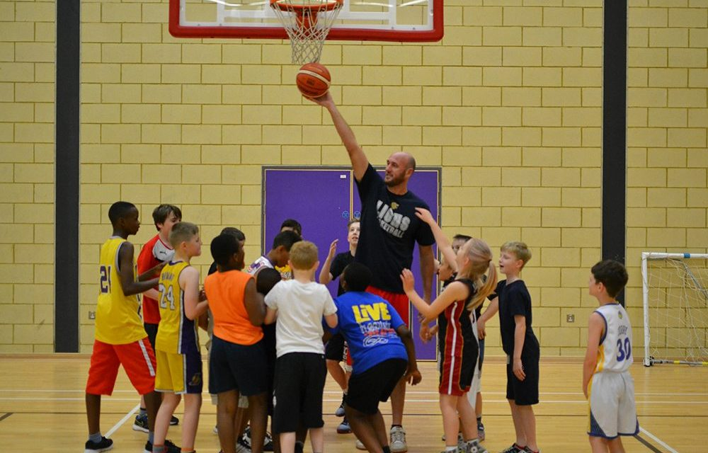 Lions Hope to make Big Impression with Summer Basketball Camps