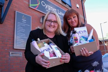 Cygnet Law launches appeal for domestic violence charity