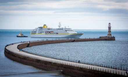 Business cruises into Port of Sunderland