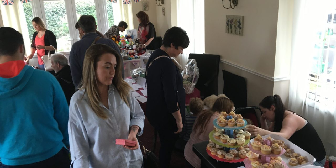 Summer Fair Success at Ingleby Care Home