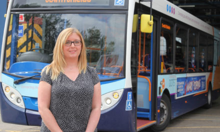 Bus Depot Welcomes New Operations Manager
