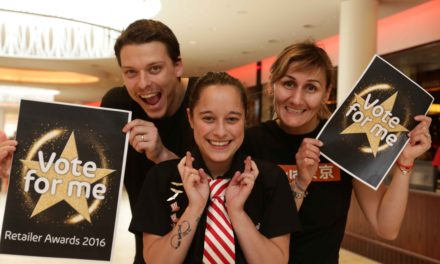 Voting is open for retail awards