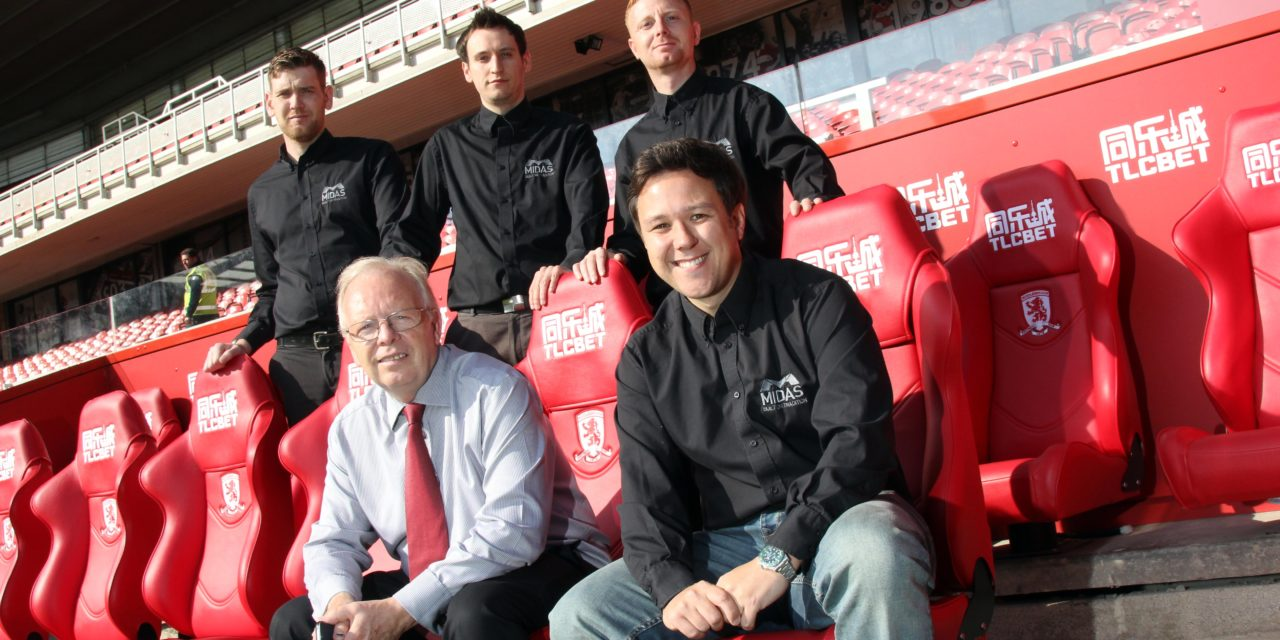 Midas Target £5 Million Goal After Boro Contract