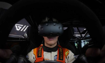 Win A Complete VR Sim Racing Setup With Ginetta Cars
