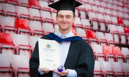 Legacy of gifted pharmacy student lives on with graduate award
