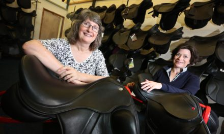 Lizzy's business saddles up for new success