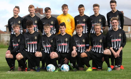 Newcastle Grassroots Club Score with World's Biggest Football Club