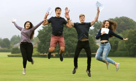 Double Success Three Times Over at North Yorkshire's Top State School
