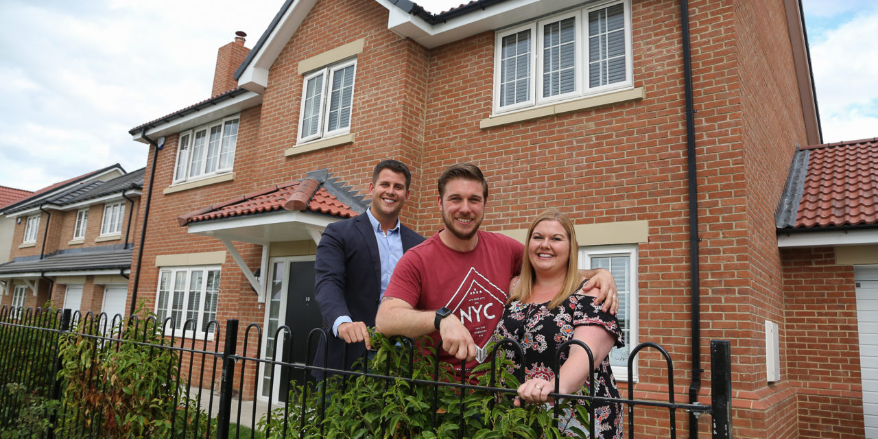 DurhamGate home, Sweet Home for Robson Family