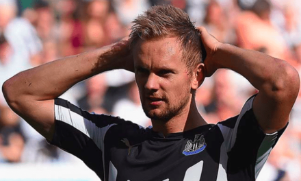 Siem De Jong Looks to The Exit With Loan Move