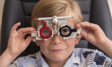 Bishop Auckland children's eye test call