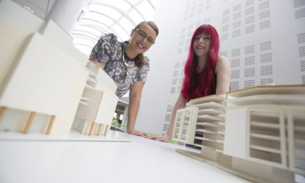 Local Talent Strengthens Team at Space Architects