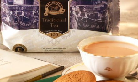 Brewing up a Great Tasting cuppa with Ringtons