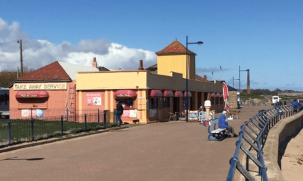 Investment opportunity in prime seaside location