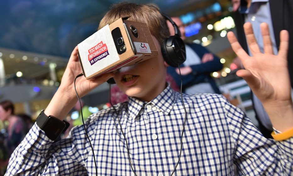 Virtual Reality brings autism awareness to north east shoppers