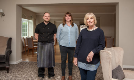 Stage is set for Historic Coach House Hotel opening