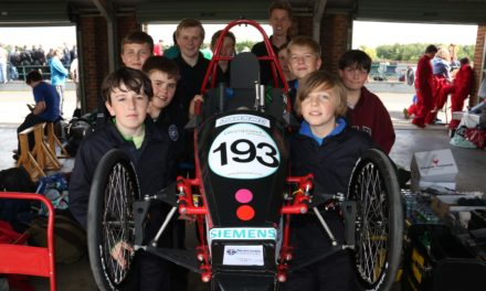 Budding engineers on the fast-track to learning