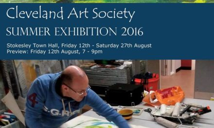 Cleveland Art Society Summer Exhibition 2016