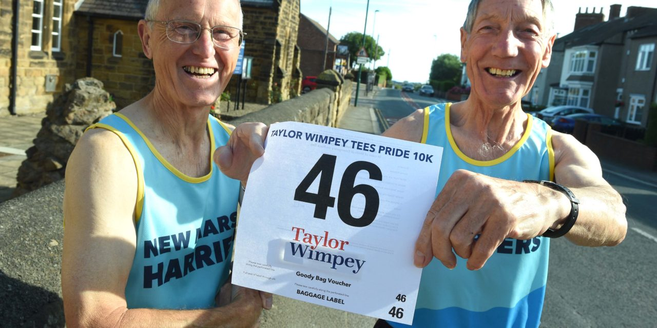 Octogenarian Jim misses out on his Favourite Race