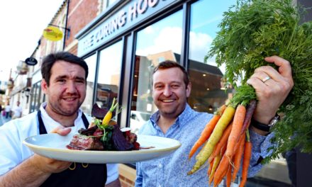 Local Food Goes Global at the Curing House
