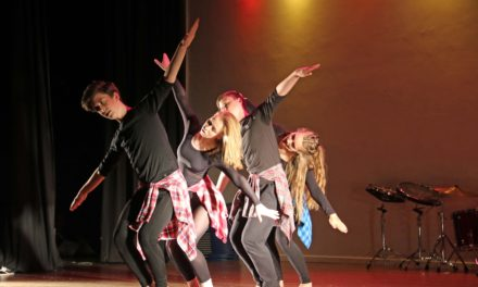 Talented students stage music and dance showcase
