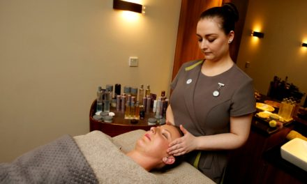 Wellness For Cancer founder heads to leading North East spa
