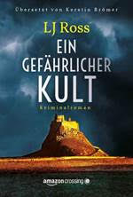 Im Deutsche: LJ Ross's Holy Island translated for the German market