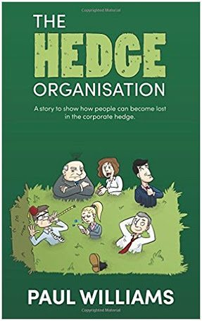 The Hedge Organisation: New Book Parallels a Company and a Hedge!