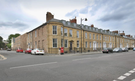 Housing could be on the way for Georgian square