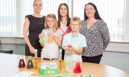 STEM Start Up has a Bright Future ahead