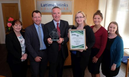 Latimer Hinks Celebrates Recognition as Leading Law Firm