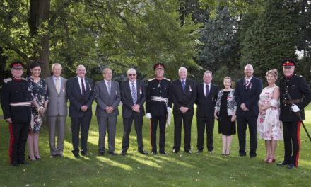 Record number of Lieutenancy residents awarded British Empire Medals