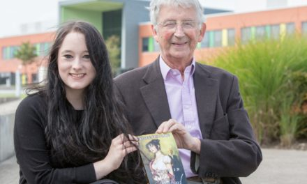 Young Author Revives Lost Labour of Love
