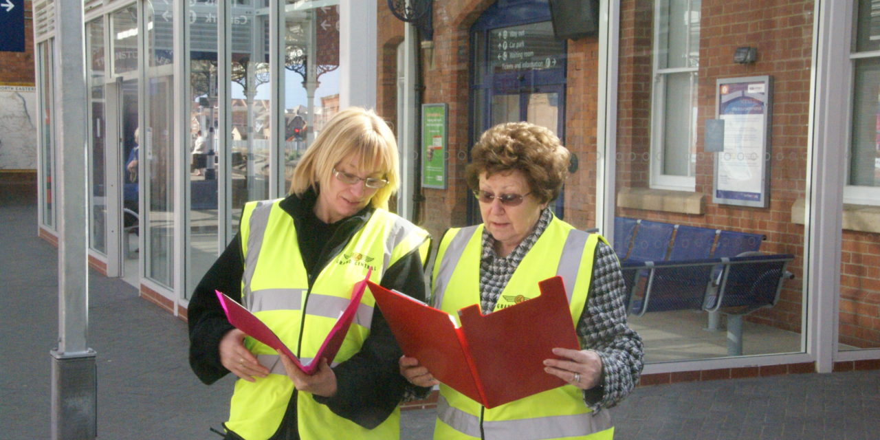 Grand Central launches Station Ambassador programme in Thirsk