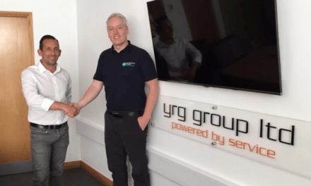 Reprographics firm seals deal with IT solutions provider