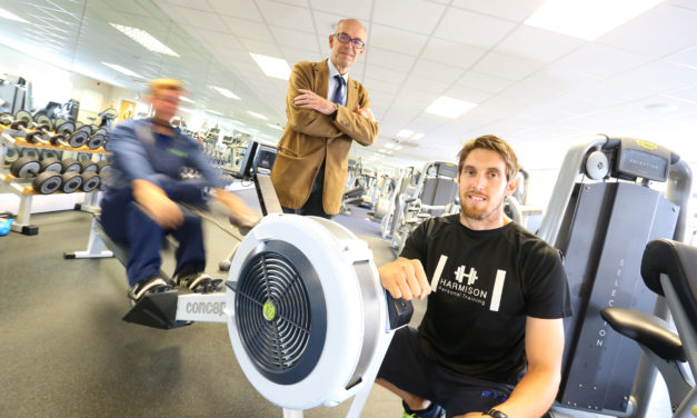 First Class Premises for Former Cricketer's Fitness Centre