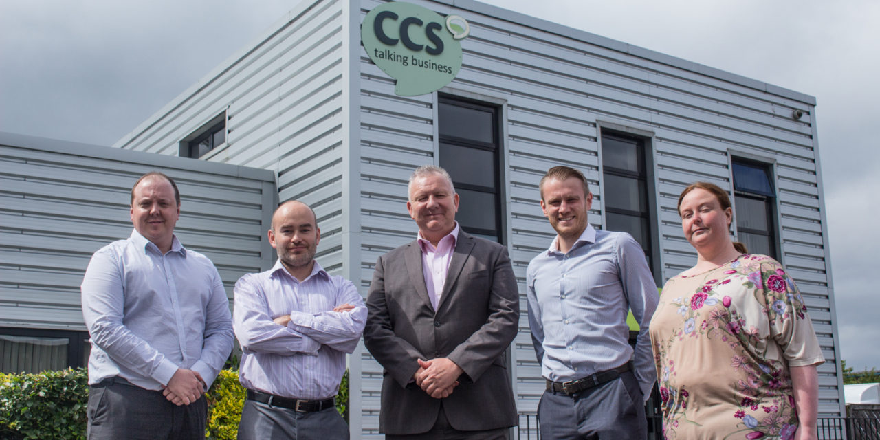 Rapid Growth at telecoms firm following six new appointments