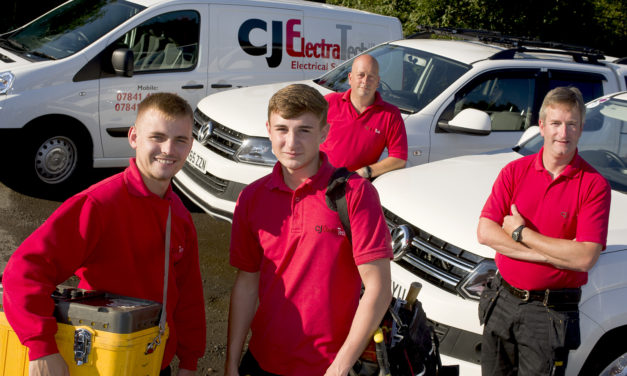 Gateshead security firm sees optic growth
