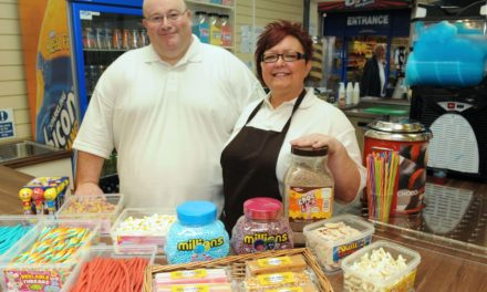 Ex-SSI Workers Choose Middlesbrough Market For Unique Sweets Bus